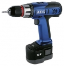 AEG BS 12 X 1.5 Ah -